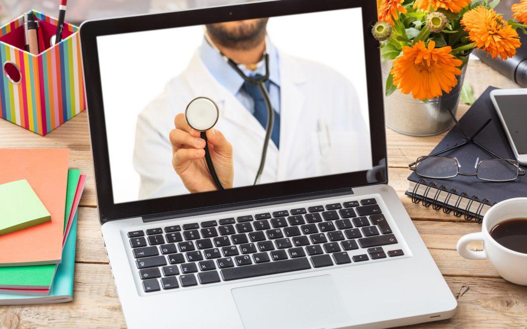 ویزیت آنلاین بیماران کرونایی